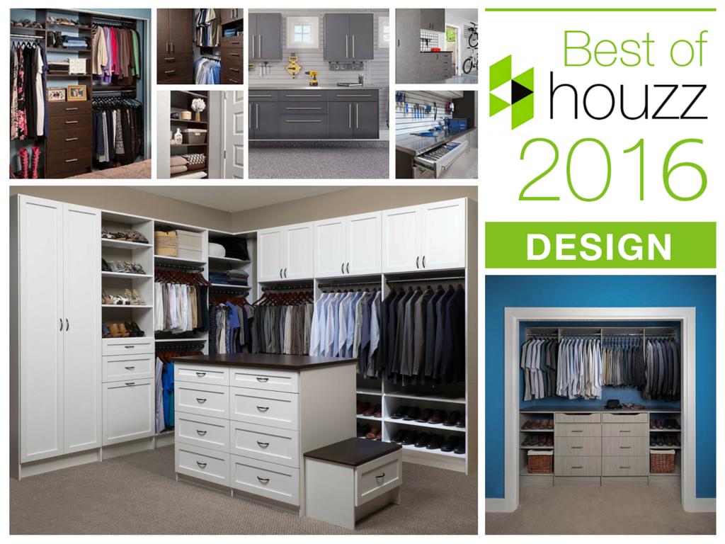 Arizona Garage Closet Design Wins Best Of Houzz 2016 Arizona