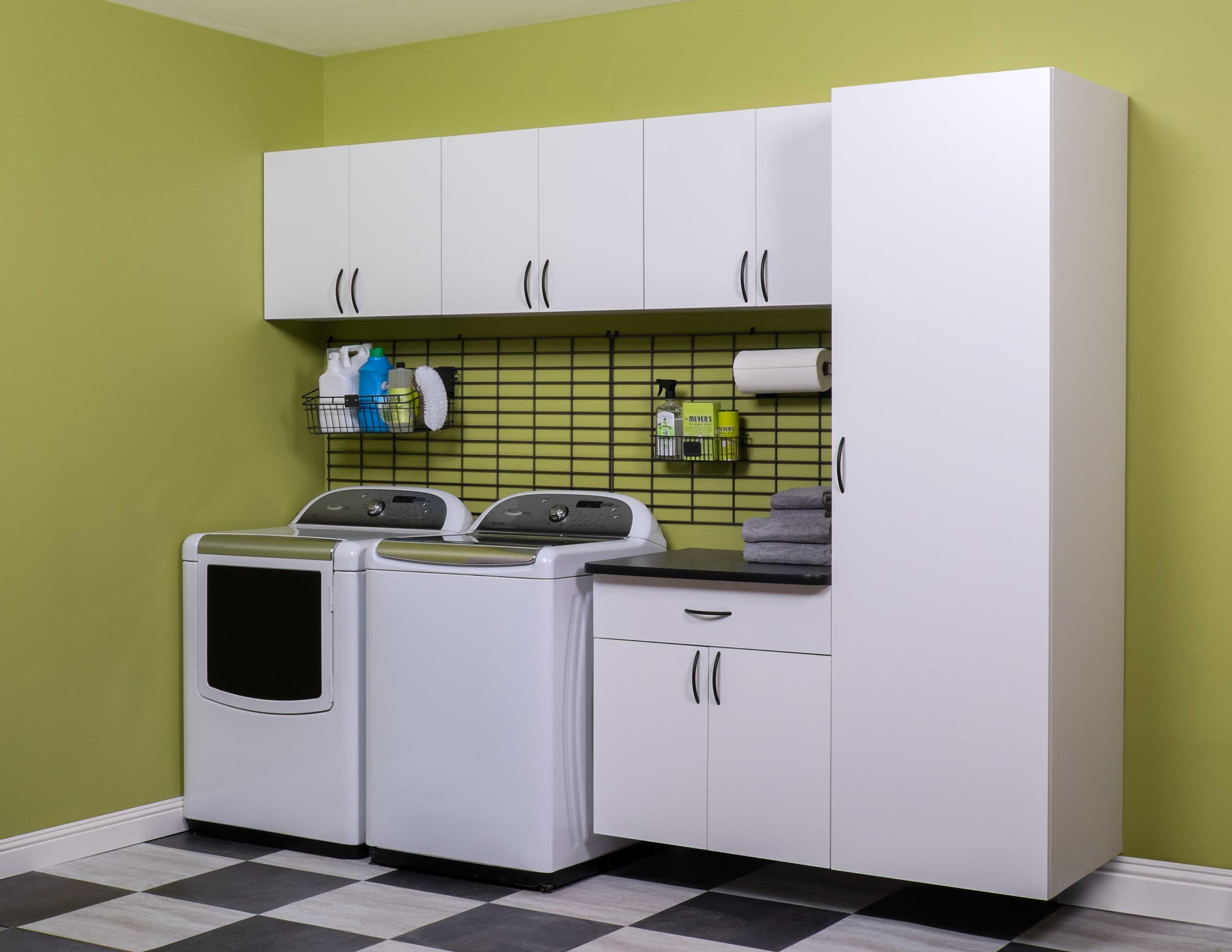 4 Ways To Organize The Laundry Room Arizona Garage Design