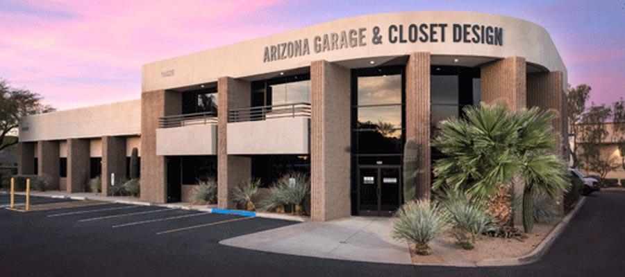Arizona Garage & Closet Design exterior in Scottsdale, AZ