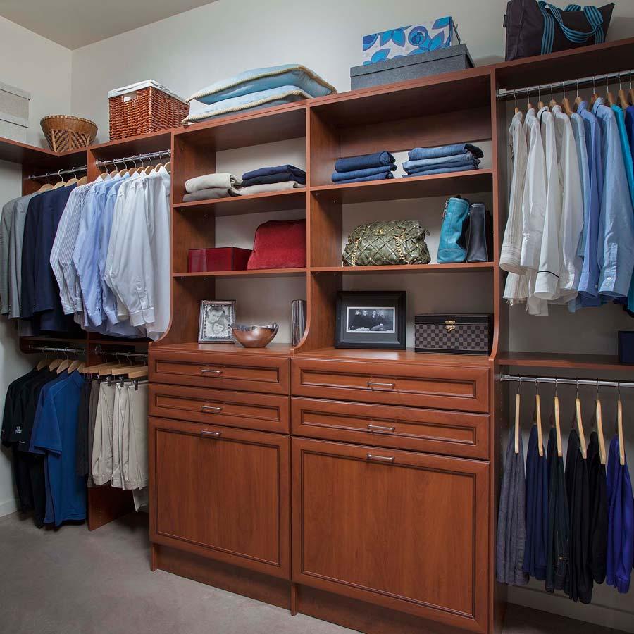 Phoenix Az Custom Walk In Closet Organization Systems