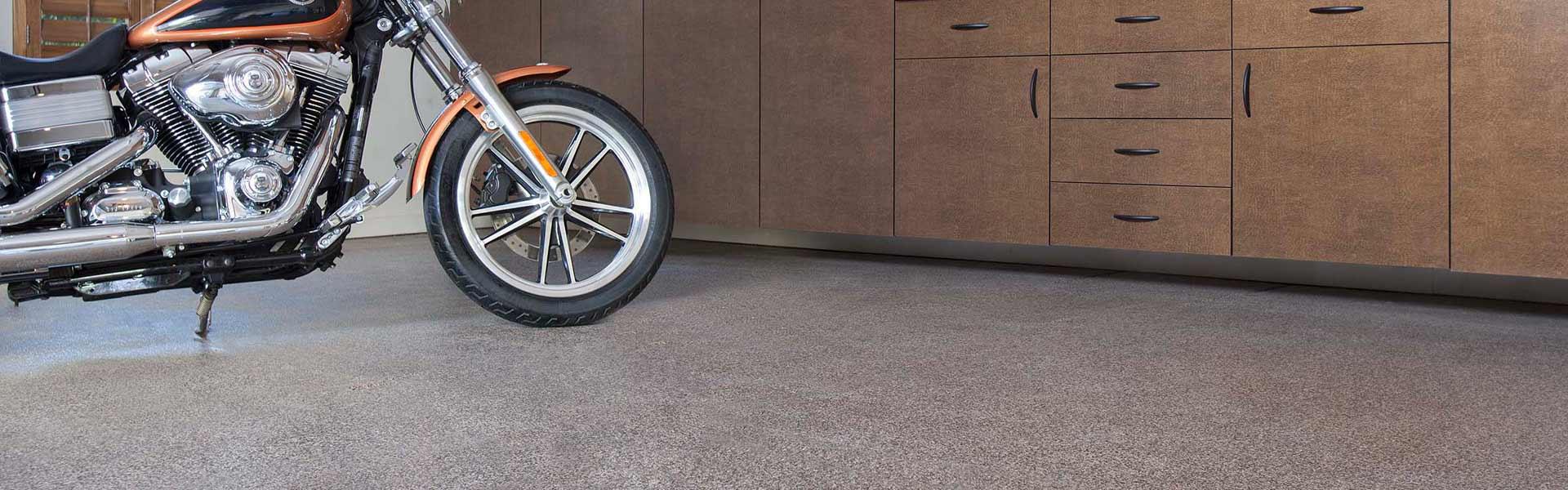 Garage Flooring Options Custom Garage Floors Garage Floors - Traxtile flooring