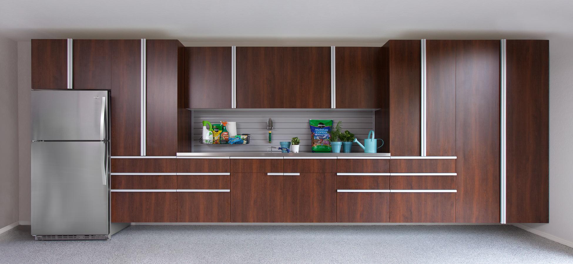 Traditional Garage Cabinet Design In Phoenix Scottsdale Az