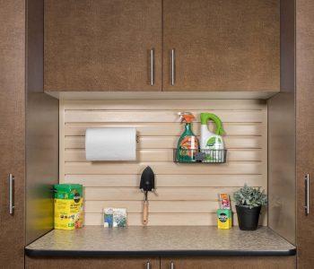 Bronze Cabinet Crop Milano Quartz Counter